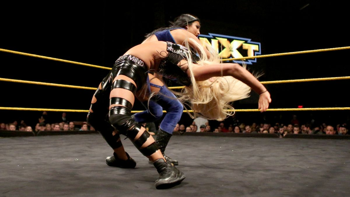 WWE - NXT's Madison Square Garden Debut 11/16/2016 - HawtCelebs