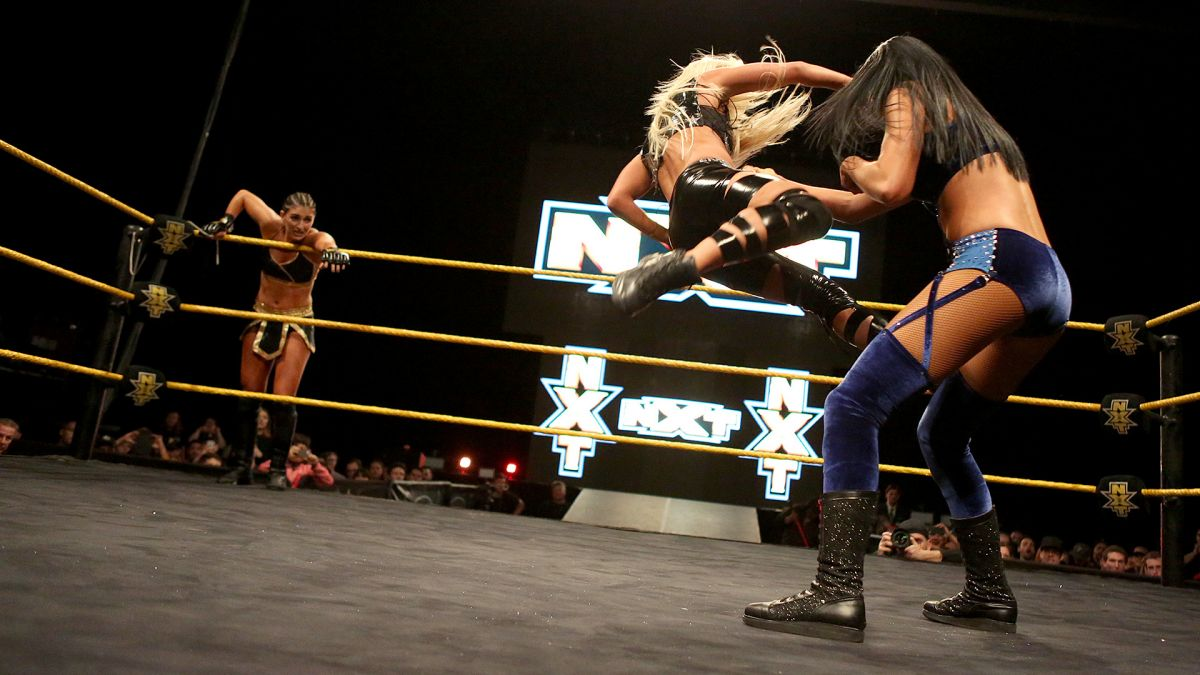 Wwe Nxt S Madison Square Garden Debut 11 16 2016 Hawtcelebs