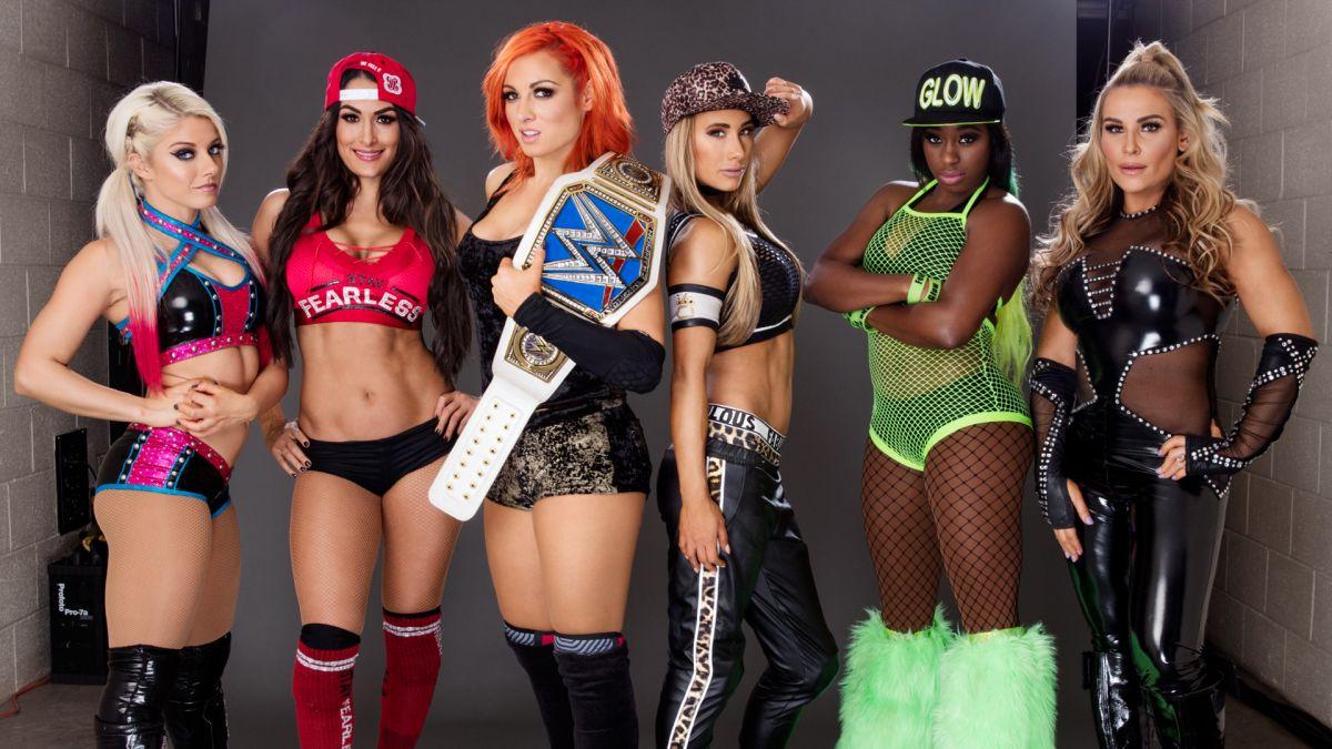 WWE - Survivor Series 2016 Team Photos