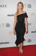 YAEL GROBGLAS at 1st Annual Marie Claire Young Women's Honors in Marina Del Rey 11/19/2016