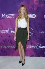 YAEL GROBGLAS at Variety and WWD Host 2nd Annual Stylemakers Awards in West Hollywood 11/17/2016