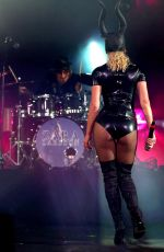 ZARA LARSON Performs at Vevo Halloween in Liverpool 10/29/2016