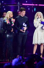 ZARA LARSSON Performs at MTV Europe Music Awards 2016 in Rotterdam 11/06/2016