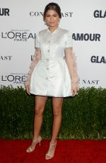 ZENDAYA COLEMAN at Glamour Women of the Year 2016 in Los Angeles 11/14/2016