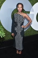 AJA NAOMI KING at GQ Men of the Year Awards 2016 in West Hollywood 12/08/2016
