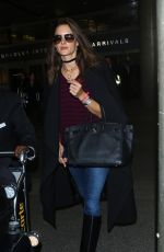 ALESSANDRA AMBROSIO at Los Angeles International Airport 12/09/2016