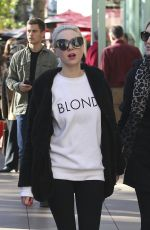 ALESSANDRA TORRESANI Out Shopping in Los Angeles 12/19/2016