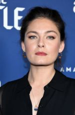 ALEXA DAVALOS at 'The Man in the High Castle, Season 2 Premiere in West Hollywood 12/08/2016