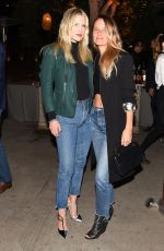 ALI LARTER at Goop X Cadillac 'Road to Table' Dinner in Los Angeles 12/06/2016