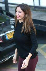 ALICIA DOUVALL at ITV Studios in London 12/22/2016