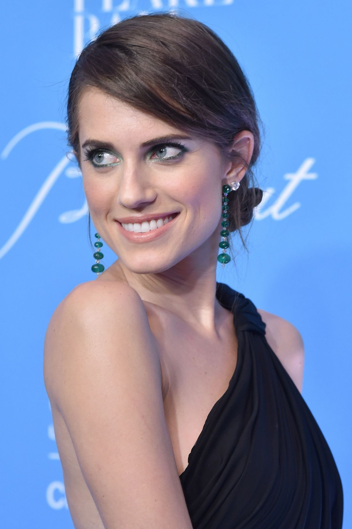 ALLISON WILLIAMS at 12th Annual Unicef Snowflake Ball in New York 11/29/2006