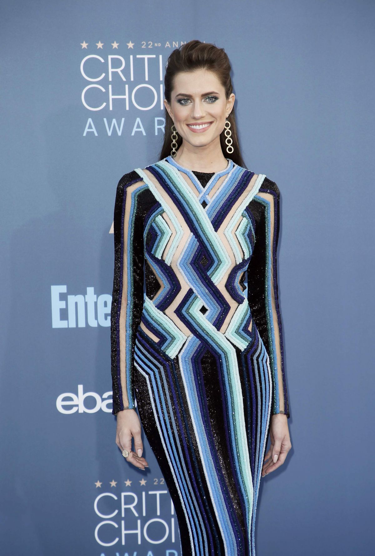 ALLISON WILLIAMS at 22nd Annual Critics
