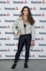 ALY RAISMAN at Reebok and Gigi Hadid Present #perfectnever Revolution in New York 12/07/2016