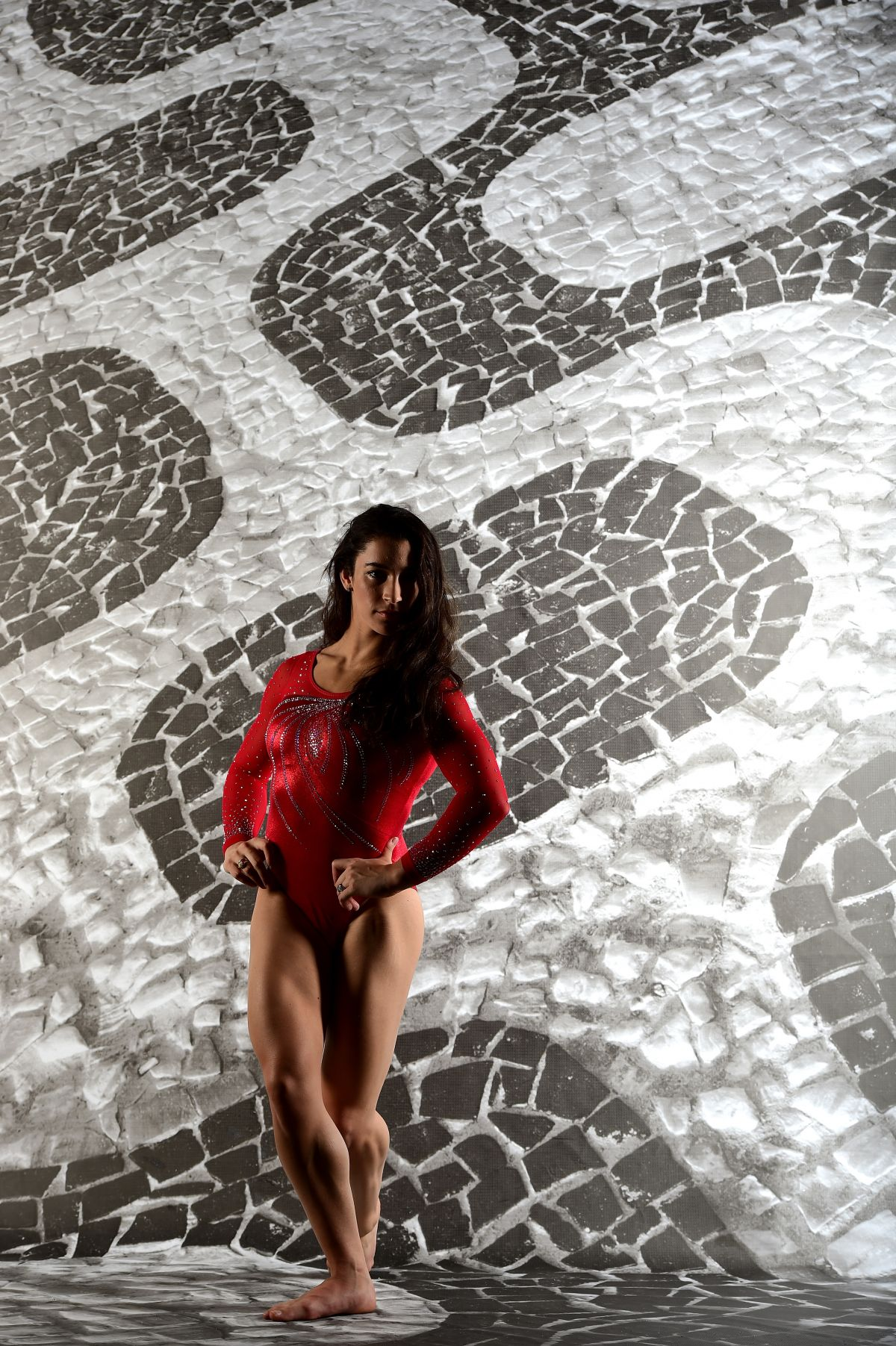 ALY RAISMAN - USOC Portraits for Rio2016 - HawtCelebs
