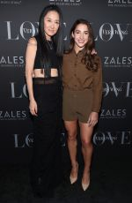 ALY RASIMAN  at Vera Wang Love Fine Jewelry Collection Launch in New York 12/07/2016
