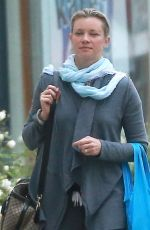 AMY SMART Out for Shopping in Studio City 12/21/2016