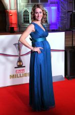 AMY WILLIAMS at The Sun Military Awards in London 12/14/2016