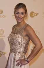 ANGELIQUE KERBER at Athletes of the Year 2016 Awards in Baden-Baden 12/18/2016