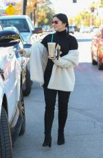 ARIEL WINTER at Starbucks in Studio City 12/03/2016