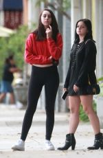 ARIEL WINTER Out and About in Beverly Hills 12/29/2016