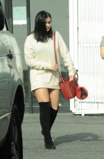 ARIEL WINTER Out Shopping in Los Angeles 12/10/2016