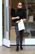 ARIELLE KEBBEL Out Shopping in Los Angeles 12/11/2016