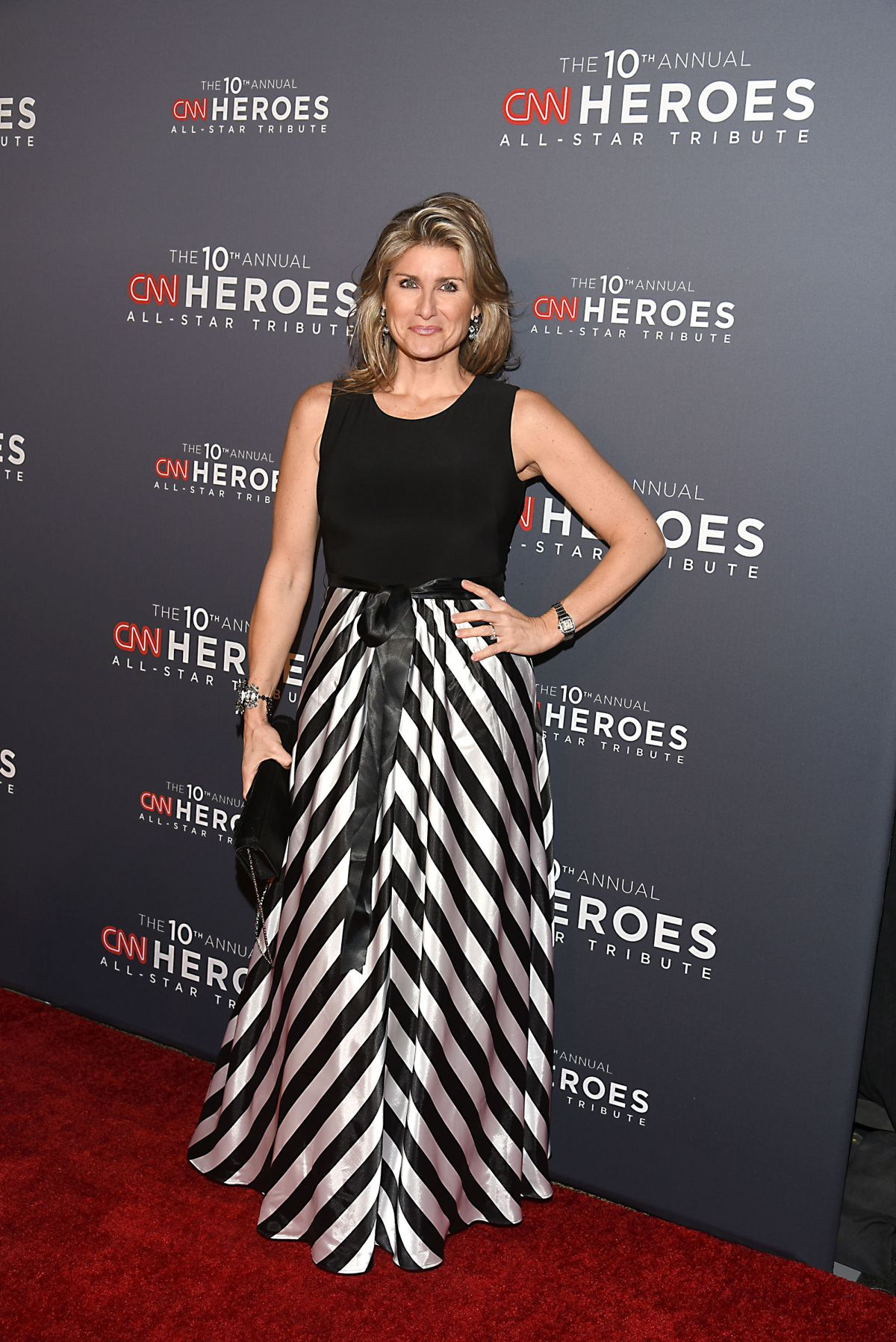 ASHLEIGH BANFIELD at CNN 'Heroes' 2016 in New York 12/11/2016