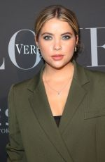 ASHLEY BENSON at Vera Wang Love Fine Jewelry Collection Launch in New York 12/07/2016