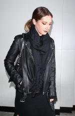 ASHLEY TISDALE at Catch LA in West Hollywood 12/27/2016