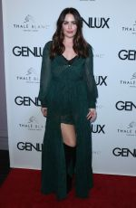BEAU DUNN at Genlux Holiday Issue Magazine Party 12/16/2016