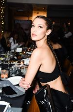 BELLA HADID at Paper Magazine and Tidal Present: The Outspoken Issue with Bella Hadid in New York 12/16/2016