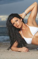 Best from the Past - DANICA PATRICK in Bikini for Sports Illustrated 2008/2009
