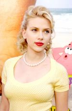 Best from the Past - SCARLETT JOHANNSON at Spongebob & Squarepants Premiere, 11/14/2004
