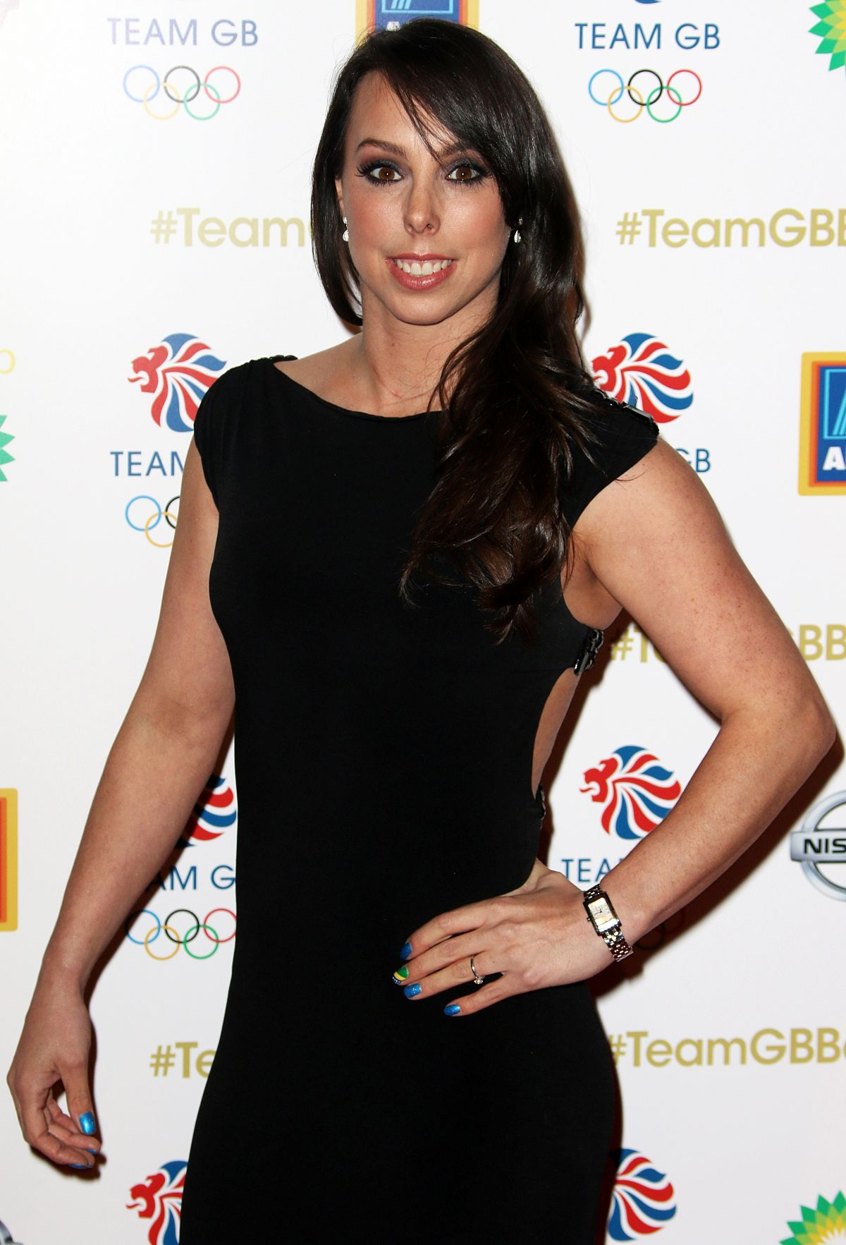 BETH TWEDDLE at Team GB Ball in London 11/30/2016