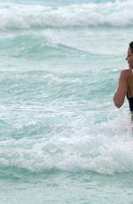 BETHENNY FRANKEL in Bikini at Playa Del Carmen in Mexico 12/30/2016