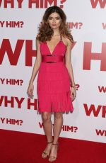 BLANCA BLANCO at 'Why Him?' Premiere in Westwood 12/17/2016