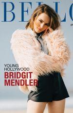 BRIDGIT MENDLER for Bello Magazine