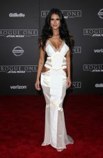 BRITTANY FURLAN at Rogue One: A Star Wars Story Premiere in Hollywood 12/10/2016