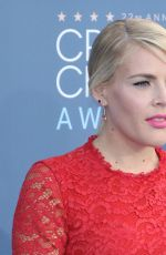 BUSY PHILIPPS at 22nd Annual Critics