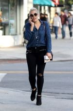 BUSY PHILIPPS Out for Shopping in West Hollywood 12/22/2016