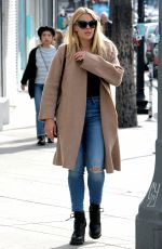 BUSY PHILIPPS Out in Los Angeles 12/26/2016