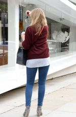 CAMERON DIAZ Out and About in West Hollywood 12/06/2016