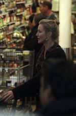 CAMERON DIAZ Shopping at Bristol Farms in Beverly Hills 12/27/2016