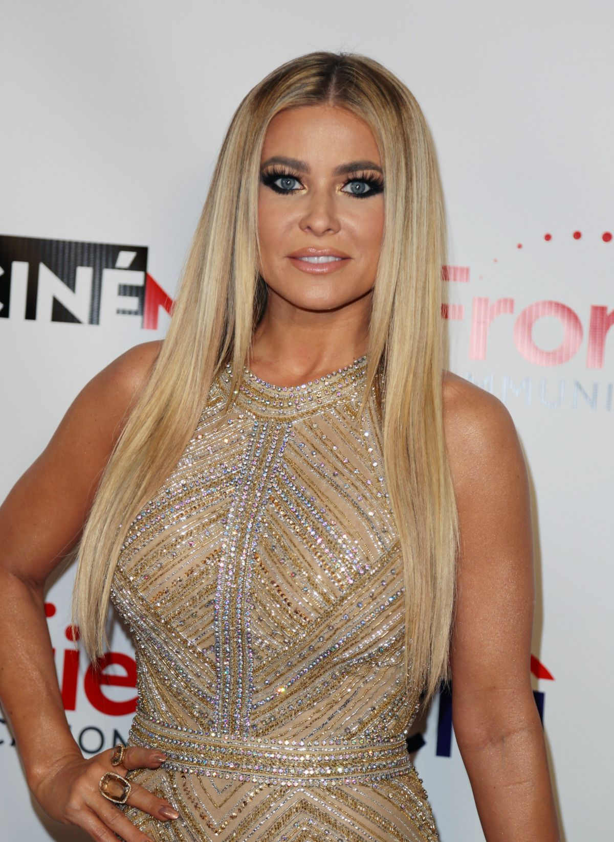 CARMEN ELECTRA at 3rd Annual Cinefashion Film Awards in ...