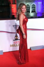 CAROL VORDERMAN at The Sun Military Awards in London 12/14/2016