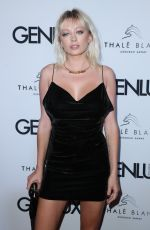 CAROLINE VREELAND at Genlux Holiday Issue Magazine Party in West Hollywood 12/16/2016