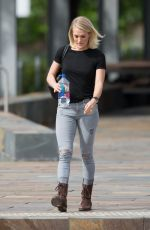 CARRIE UNDERWOOD Out and About in Adelaide 12/05/2016
