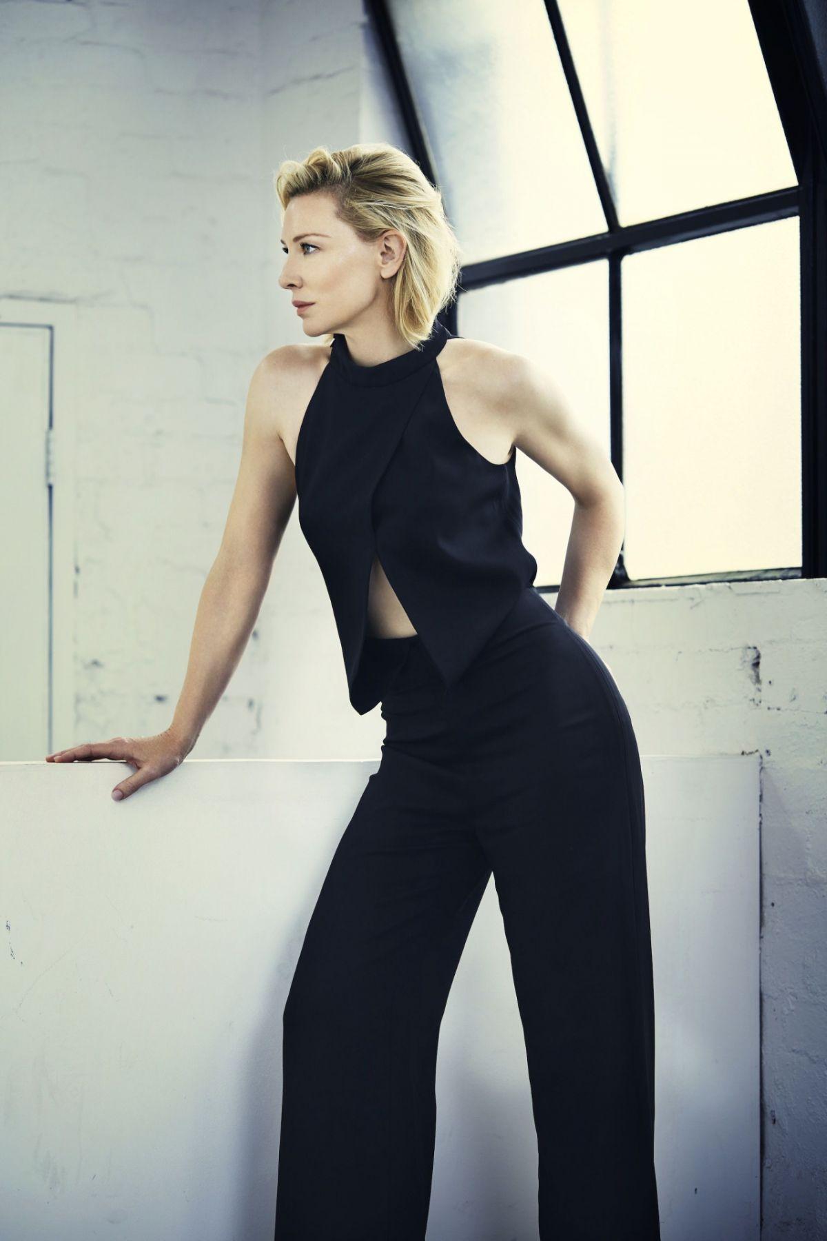 CATE BLANCHETT in Rhapsody Magazine, December 2016 Issue ... Cate Blanchett 2016