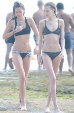 CATHERINE MCNEIL in Bikini at Bondi Beach 12/29/2016
