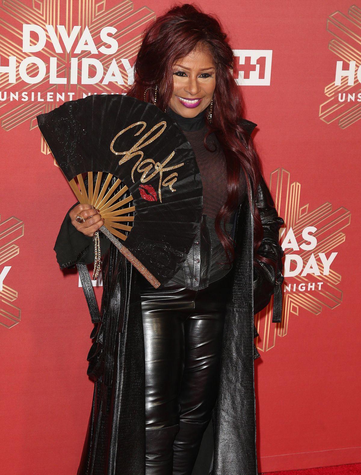 CHAKA KHAN at VH1
